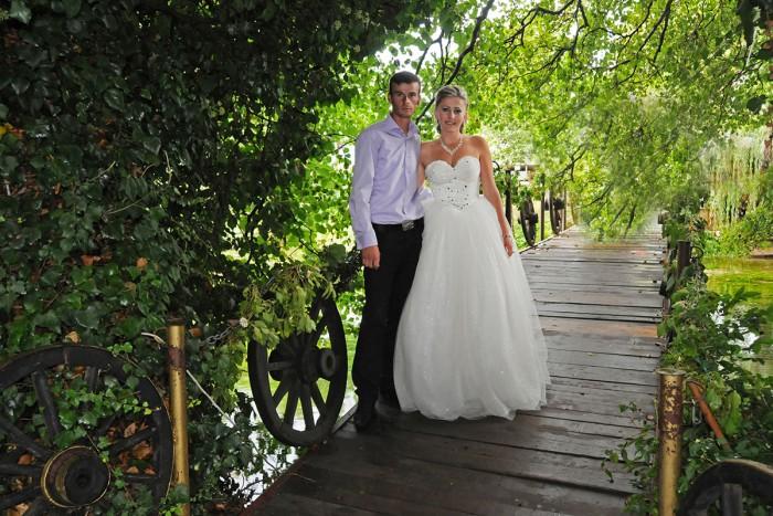 Eva Halllkvist-bröllop