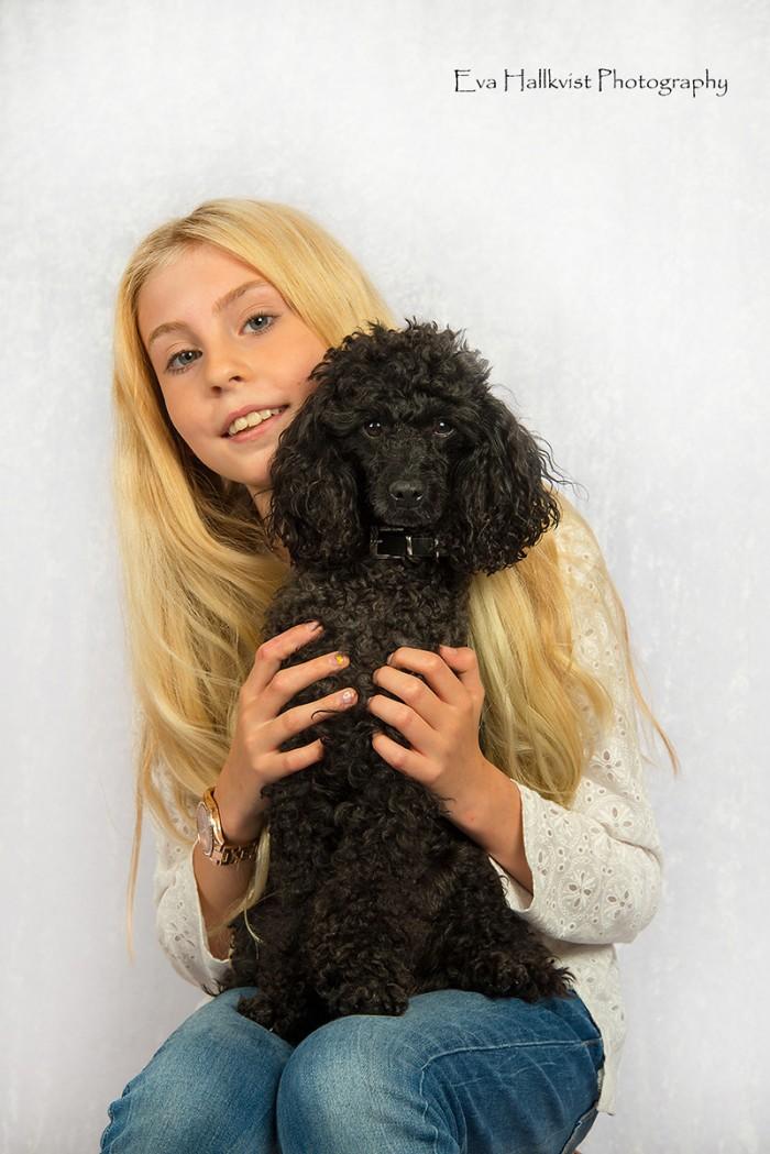 Eva Hallkvist-husdjur